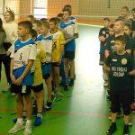 Piłka siatkowa. Dwie młode drużyny SP 3 Gołdap awansowały do Półfinału Województwa