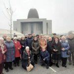 Gołdapscy seniorzy na wyciecze w stolicy
