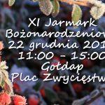 XI Jarmark Bożonarodzeniowy