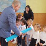 Pasowanie na przedszkolaka w SP3