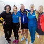 VIII Międzynarodowy Turniej Tenisa stołowego o Puchar Burmistrza Gołdapi