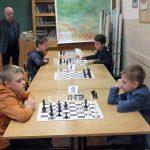 Po raz pierwszy od dłuższego czasu rozegrano w Gołdapi turniej szachowy