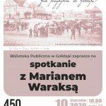 Śladami historii. Jak przybyłem do Gołdapi?