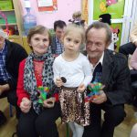 """Dzień Babci i Dziadka w grupie 4,,c"""" w Przedszkolu Samorządowym nr 1"""