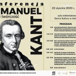 "Konferencja ""Immanuel Kant – życie i twórczość"""