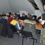 Obywatele Ukrainy nielegalnie pracowali na budowie