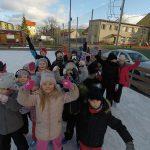 Dzieci uczestniczyły w zimowisku