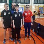 Gołdapianie startowali III Wojewódzkim Turnieju Kwalifikacyjnym Młodzików i Kadetów w tenisie stołowym