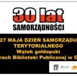 27 maja – Dzień Samorządu Terytorialnego. Wątek gołdapski w zbiorach Biblioteki Publicznej w Gołdapi