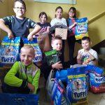 "Piątka pomaga gołdapskim ""bezdomniakom"""