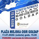 Pływacy MUKS PIORUN Gołdap uczczą jubileusz 450-lecia