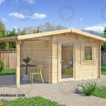 Domki ogrodowe – znacznie więcej niż tylko szopy narzędziowe