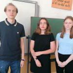 """Sukces uczniów gołdapskiego LO w międzynarodowym konkursie matematycznym """"Kangur"""""""