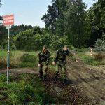 Z bliska chcieli zobaczyć rosyjski słup graniczny