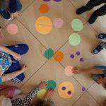 Dzień Kropki w grupie 5-latków