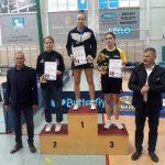 Mistrzostwa Województwa w tenisie stołowym. Gołdapianka zajęła I miejsce w kategorii kadetek