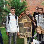 Podarowali SP 5 hotel dla owadów