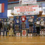 Tenis stołowy. Gołdapianin Dawid Chilicki mistrzem Polski LZS w kategorii kadet