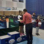 Mistrzostwa Województwa Skrzatów i Żaków w tenisie stołowym