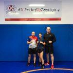 Gołdapska zawodniczka uczestniczy w zgrupowaniu kadry Polski kadetek w boksie