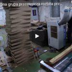 Straż Graniczna rozbiła białorusko-ukraińską zorganizowaną grupę przestępczą i zlikwidowała nielegalną fabrykę papierosów