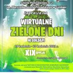 """Przyjaciele Przyrody z 1aSP2 w Gołdapi informują: wirtualne """"Zielone Dni w Gołdapi"""" już w kwietniu"""