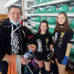 """Kick-boxing. Reprezentanci gołdapskiej """"Husarii"""" wywalczyli trzy medale"""
