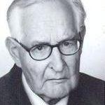 Uczęszczał do gołdapskiego gimnazjum Kantschule. Profesor Hans Rothe 1928-2021