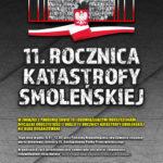 Obchody rocznicy katastrofy smoleńskiej i Dnia Pamięci Ofiar Zbrodni Katyńskiej
