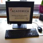 Cyfrowa Wypożyczalnia Publikacji Naukowych ACADEMICA w naszej bibliotece