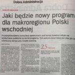Zainteresowanym rozwojem gołdapskiego uzdrowiska