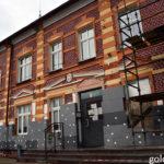 Inni napisali. TVP3 Olsztyn o termomodernizacji budynku w Baniach Mazurskich