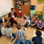 Dzień Strażaka w Oddziałach Przedszkolnych