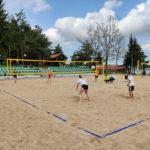 Siatkówka plażowa. Udane otwarcie sezonu na gołdapskiej plaży