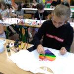 Warsztaty malowania bluzeczek