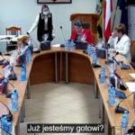 Czwartkowa sesja Rady Powiatu Gołdapskiego