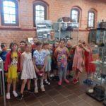 Wizyta klasy I a w Muzeum Ziemi Gołdapskiej