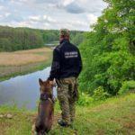 Psy służbowe Straży Granicznej mają dziś swoje święto
