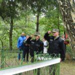 Oddali hołd funkcjonariuszom Straży Granicznej, którzy polegli broniąc polskich granic