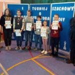 Turniej Szachowy w SP Grabowo